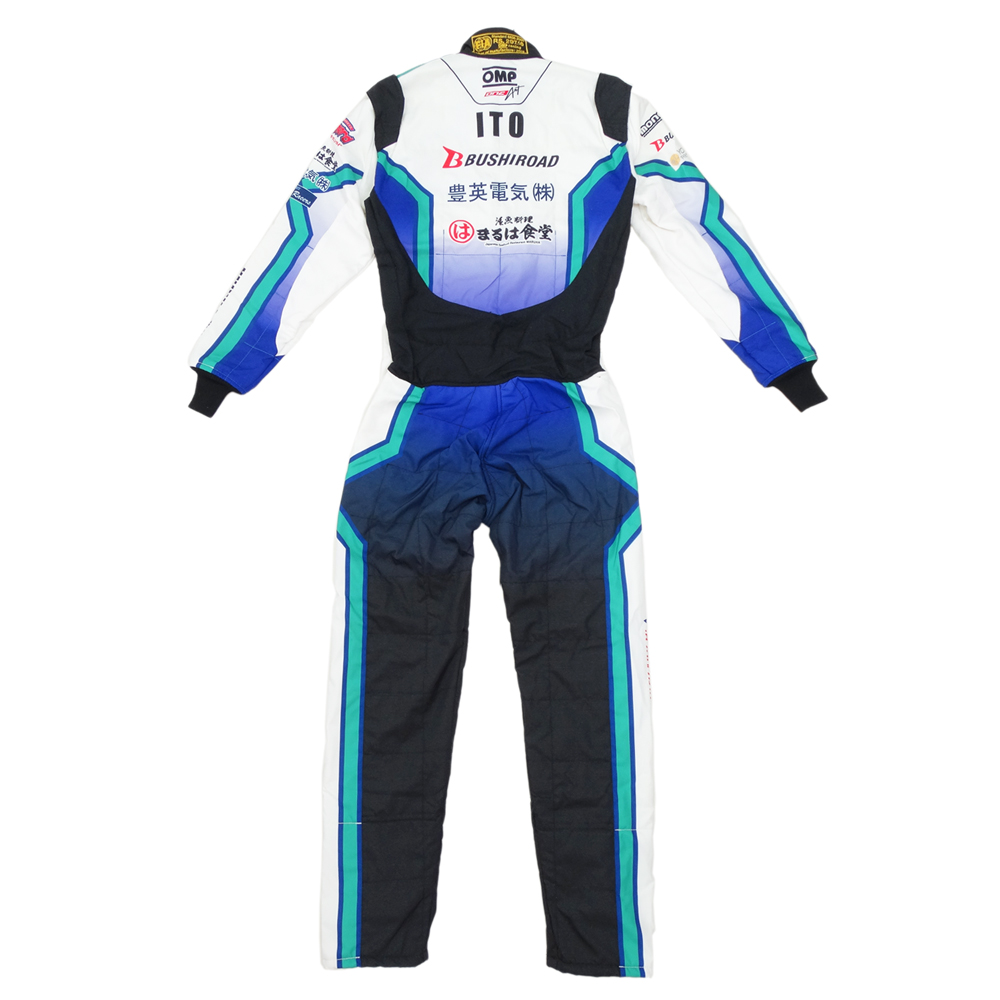 OMP ONE ART RACING SUITS FIA TEAM FARINA