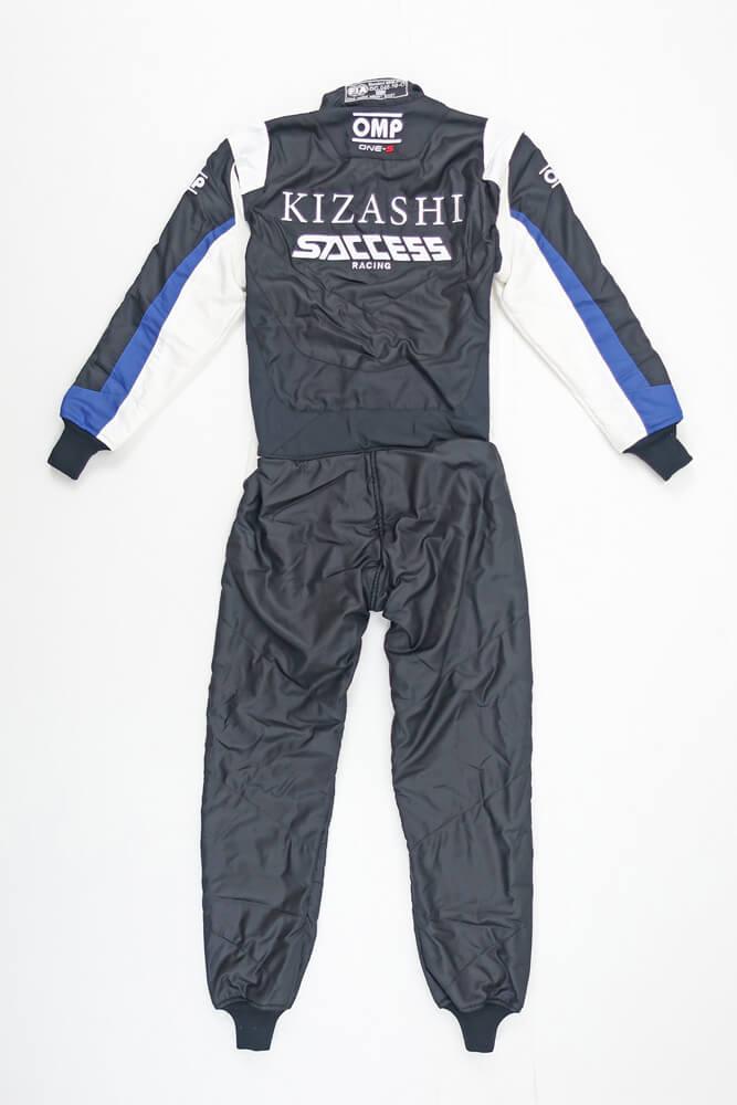 OMP レーシングスーツ製作