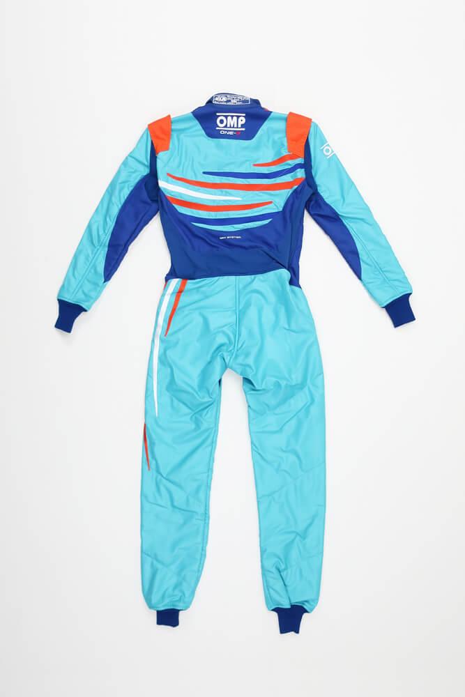OMP 4輪 オリジナルスーツ