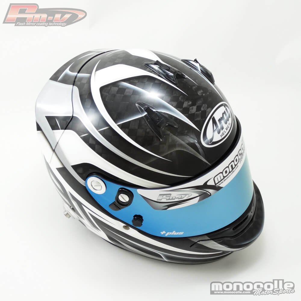 ARAI GP6 RC CARBON PAINT