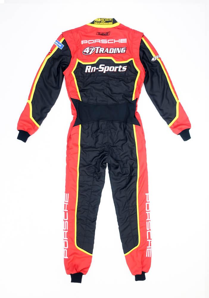 サベルト オリジナルレーシングスーツ