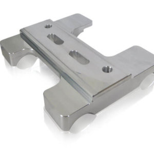 Slide mount base 90-28 E-SM01-6 Triple-K Racing kart parts