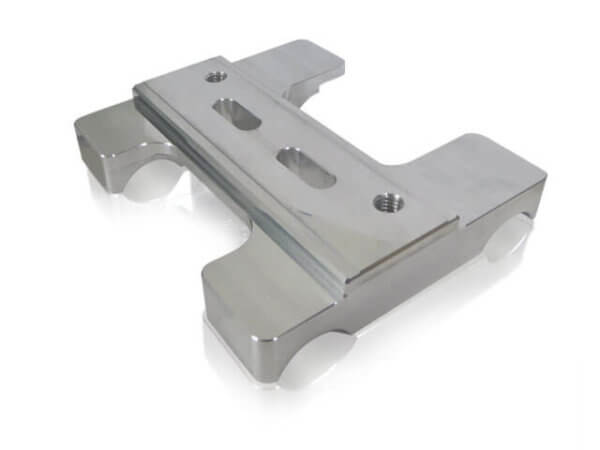 Slide mount base 90-28 E-SM01-6 Triple-K Racing kart parts
