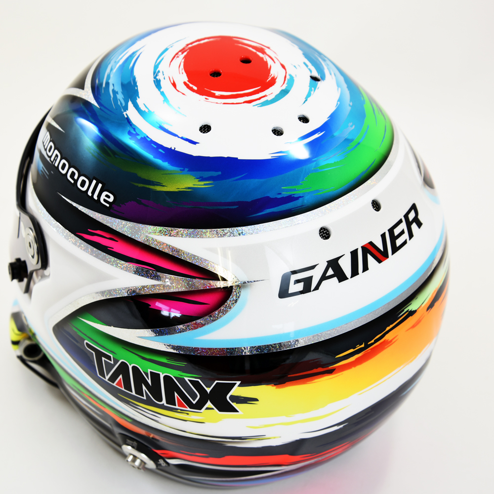 STILO HELMET PAINT